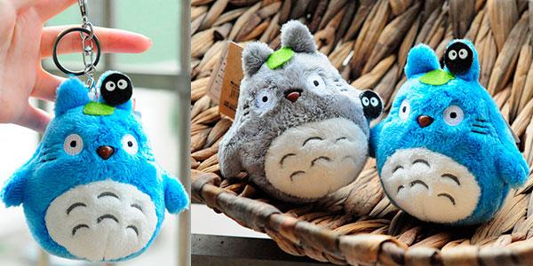 Llaveros de peluche Mi amigo Totoro baratos