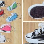 Llaveros zapatillas baratos en AliExpress