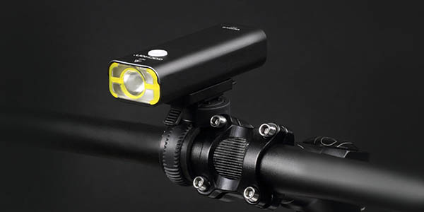 Luz LED delantera para bici barata