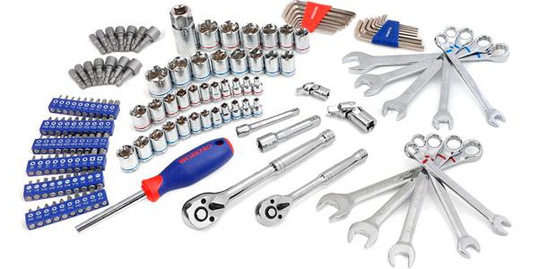 Maletín de herramientas WORKPRO 145 piezas chollo en AliExpress