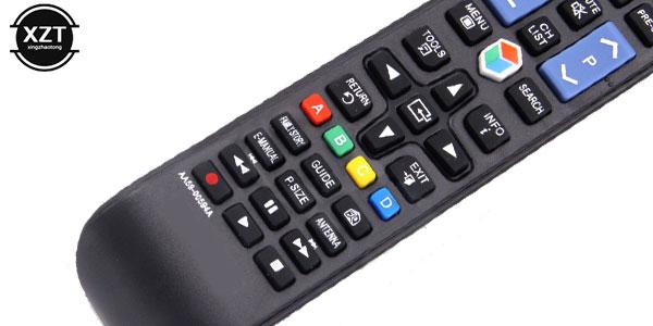 Mando universal XTZ para TV Samsung chollo en AliExpress