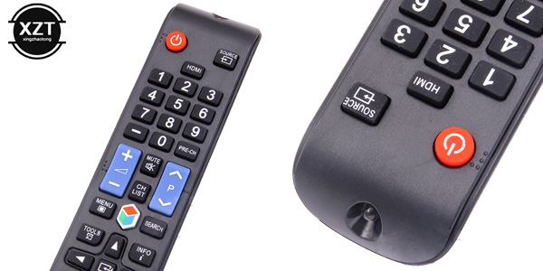 Mando universal para televisores Samsung