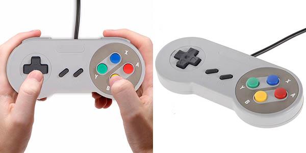 Mando Super Nintendo por USB barato