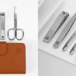 Set de manicura Xiaomi barato en AliExpress