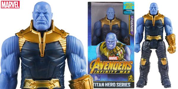 Figuras articuladas Hasbro Superhéroes Marvel de 30 cm chollo en AliExpress