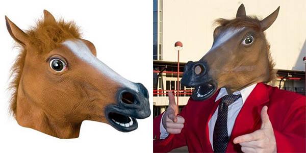 """Máscara caballo """"Horse Boy"""""""