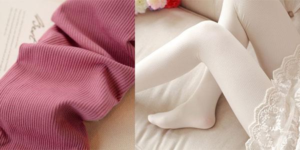 Medias gruesas de varios colores en talla única para mujer rebajadas