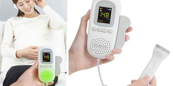 Detector cardíaco para embarazadas Xiaomi chollazo en AliExpress