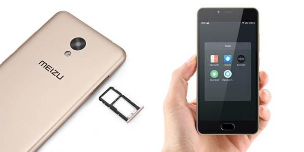 Smartphone MEIZU M5c barato
