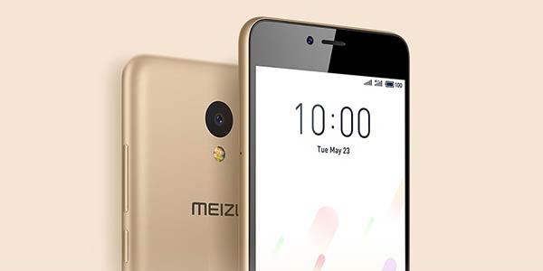 Smartphone MEIZU M5c en varios colores