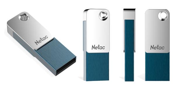 Pendrive Netac U329 de 64GB barato en TomTop
