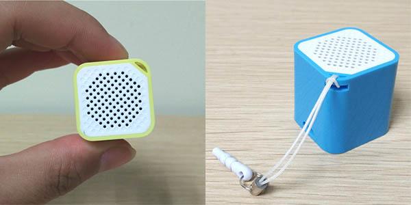 Micro Altavoz portátil bluetooth