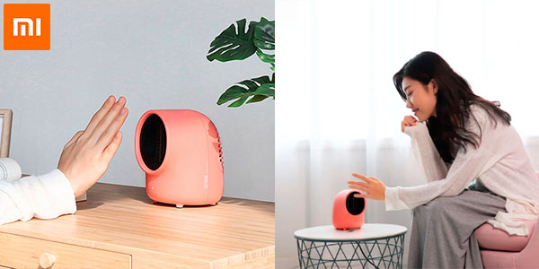Mini calefactor Xiaomi Sothing de 500 W barato