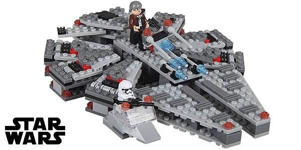 Mini Halcón Milenario Star Wars Tipo LEGO