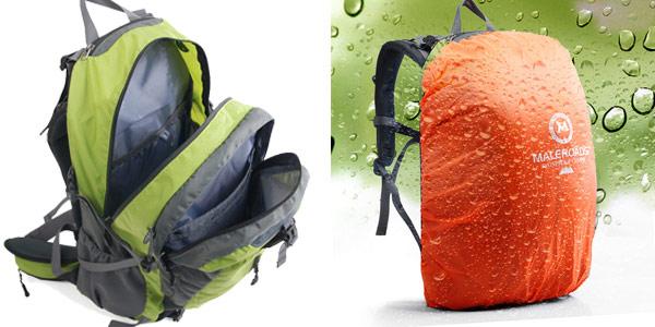 Mochila Trekking Maleroads 50-70 L impremeable