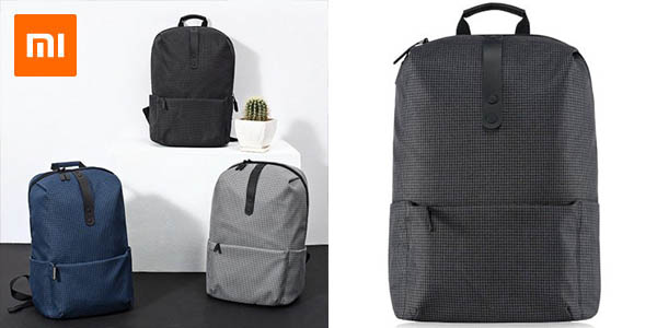 Xiaomi 20L Leisure Backpack negro