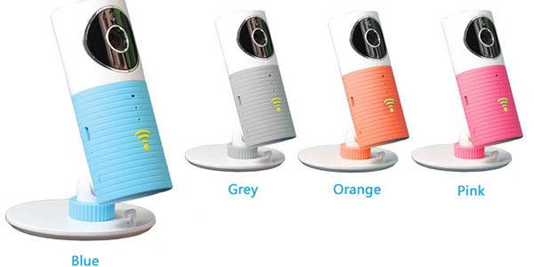 monitor camara bebes de colores compacta gran relacion calidad precio
