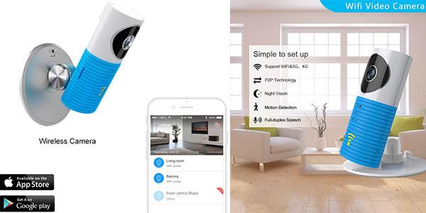 monitor para control de bebes wifi con app movil barato