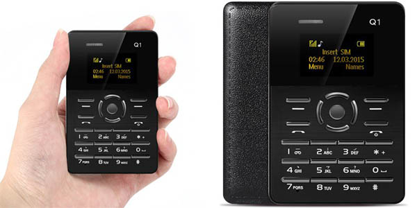 Teléfono móvil AIEK Q1