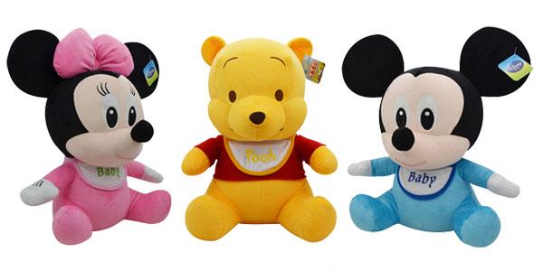 Peluches infantiles Disney baratos