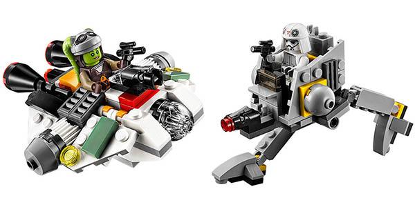 Mini Naves Star Wars tipo LEGO baratas