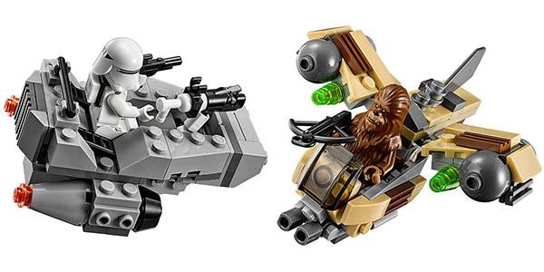 Sets de Star Wars tipo LEGO en AliExpress