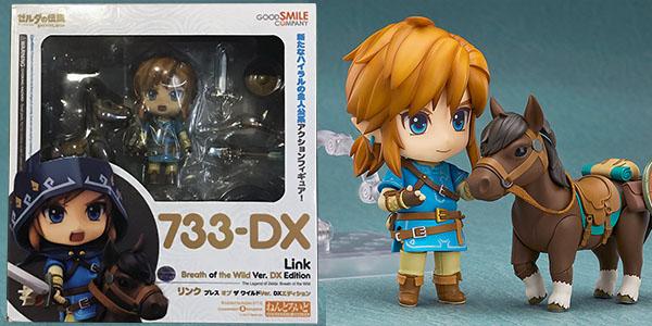 Figura Nendoroid Link Versión DX