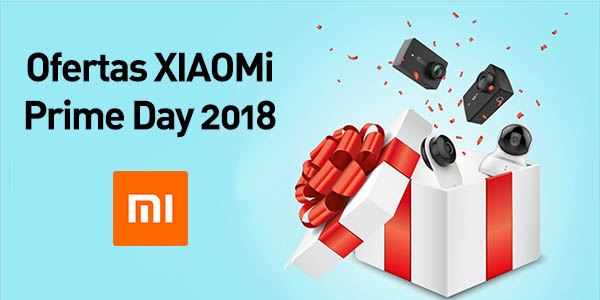 Chollos Xiaomi en el Prime Day de Amazon 2018