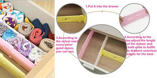 organizacion almacenaje armarios ropa interior