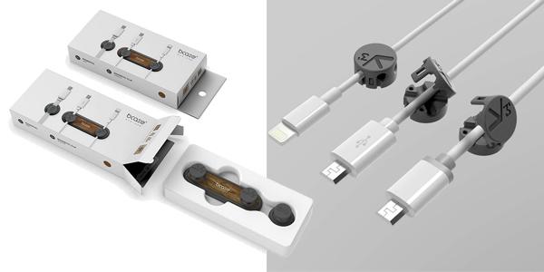Organizador de cables Xiaomi BCase barato en AliExpress