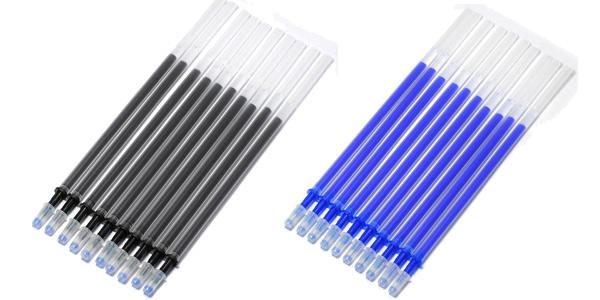 Pack de 10 bolígrafos tipo Polit de punta redonda chollazo en AliExpress