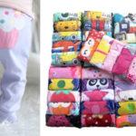 Pack de 5 pantaloncitos para bebé baratos en AliExpress