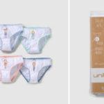 Pack de 6 braguitas para niña baratas en AliExpress Plaza