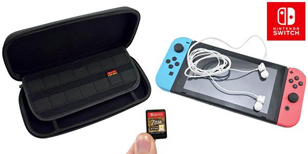 Accesorios Data Frog para Nintendo Switch