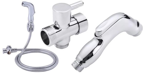 Kit para Ducha con adaptador para derivación del WC barato en Banggood
