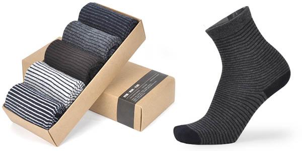Pack de calcetines ejecutivos de algodón