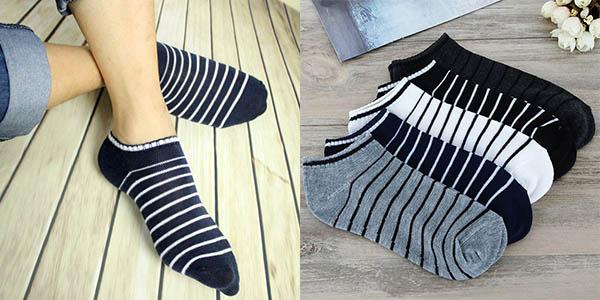Calcetines tobilleros para hombre