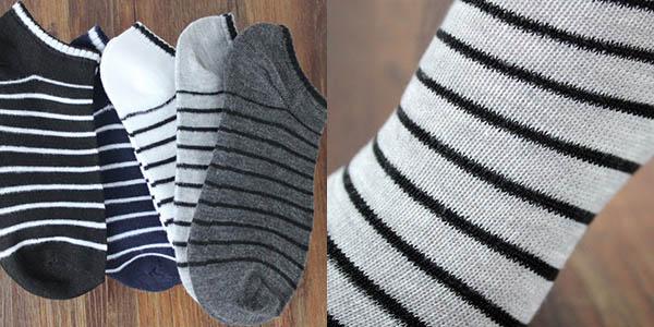 Calcetines tobilleros baratos
