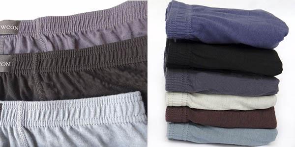 Calzoncillos slip de algodón baratos