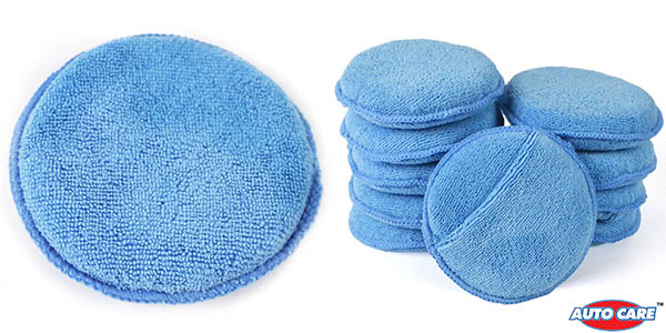 Pack 10 esponjas de microfibra