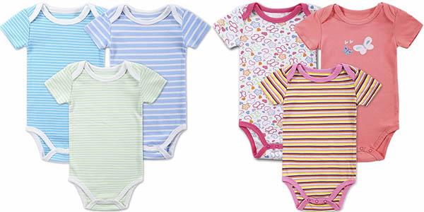 Conjunto de peleles para bebé barato