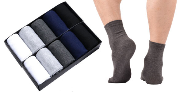 Pack Sanzetti de 10 calcetines para hombre en AliExpress