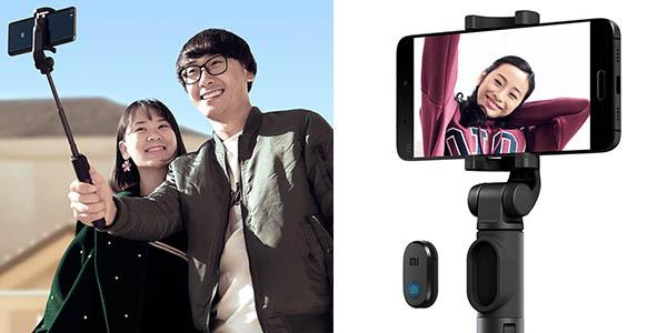 Palo selfie trípode Xiaomi con disparador Bluetooth