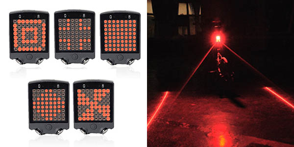Pack Luz LED para bicicleta barato