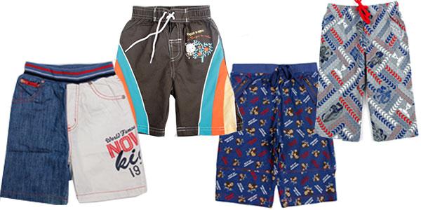 Pantalón corto Novatx para niño muy barato