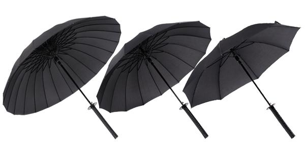 Paraguas Katana para hombre barato en AliExpress