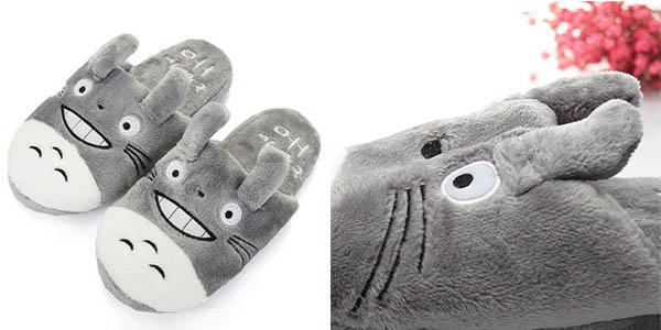 Zapatillas Totoro en AliExpress