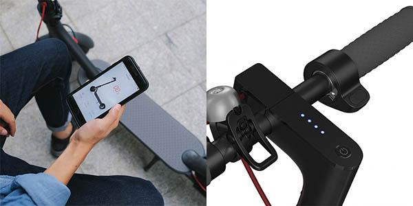 Patinete eléctrico Xiaomi Mijia M365 con descuento