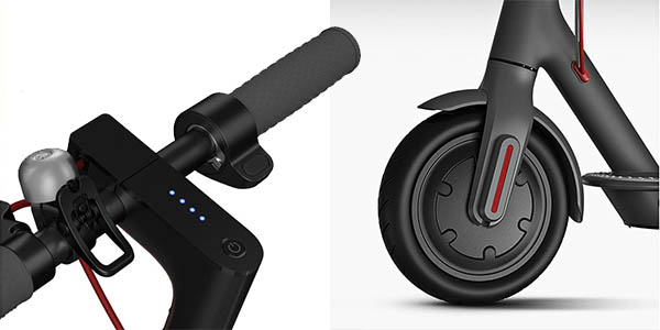 Xiaomi scooter Youth edition con descuento