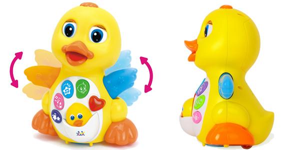 Juguete interactivo con sonidos y música para bebé chollo en AliExpress